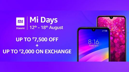 Amazon India Mi Days 2019: best deals and offers on Xiaomi products