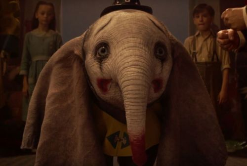 New trailer for Disney's live-action Dumbo captures magic of original