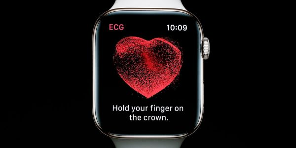 How to take an ECG on Apple Watch