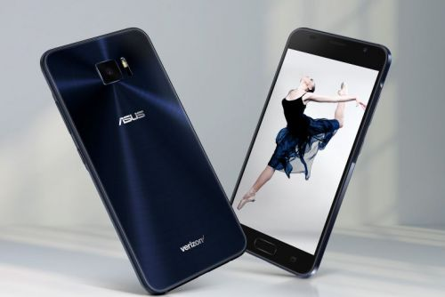 ASUS ZenFone V Unveiled as LTE-Only Verizon-Exclusive Smartphone