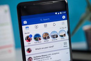 Facebook could combine two important parts of its social app