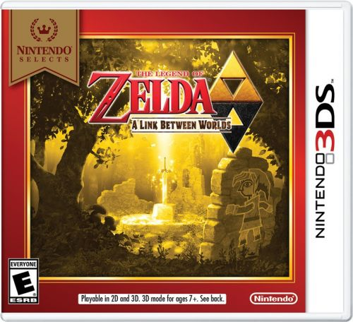 Nintendo drops the price of three major titles on 3DS with Nintendo Selects