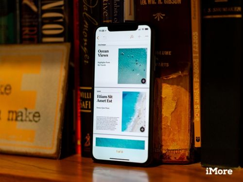 How to create an ebook in Pages on iPhone and iPad