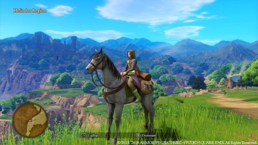 Dragon Quest XI S for Nintendo Switch: Everything we know so far