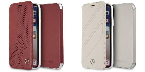 Mercedes offering upmarket iPhone cases in leather, aluminum and carbon fiber