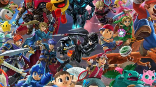 Super Smash Bros. Ultimate is still getting six more new fighters