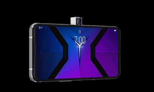 Lenovo's Legion Phone Duel 2 sports a 144Hz display, configurable buttons, and a pop-up selfie camera