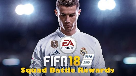 FIFA 18 Squad Battle Rewards: Rank Up and Earn Mega Packs!