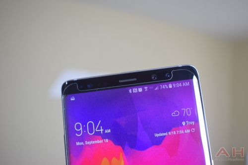 Tech Armor's Ballistic Glass Screen Protector for Galaxy Note 8 Review