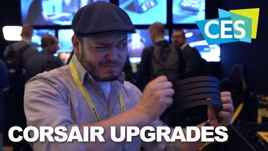 CES 2019: Corsair offers upgrades for PSUs, cables, and even thermal paste