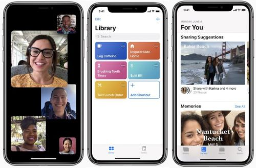 Apple Releases Third Public Beta of iOS 12