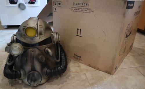 """We unbox the $200 """"power armor"""" Fallout '76 version so you don't have to"""