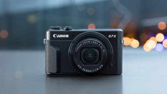 Canon PowerShot G7 X Mark III product images surface online