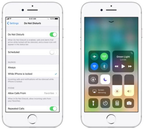 IOS 11's 'Do Not Disturb While Driving' Feature Has A Positive Impact