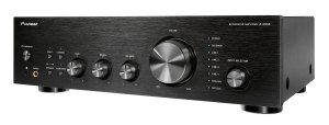 Pioneer A-40AE integrated amplifier announced