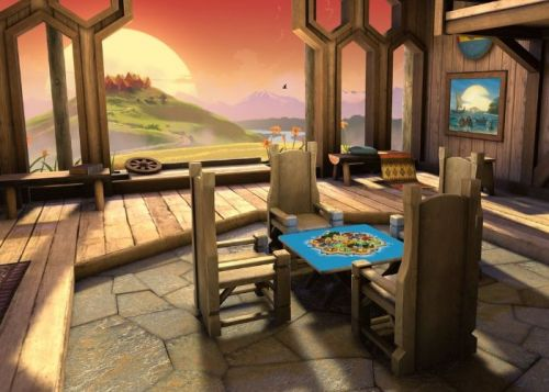 Catan VR launches on PayStation VR