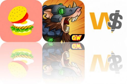 Today's Apps Gone Free: Chef Umami, Warhammer: Doomwheel and Wealthy