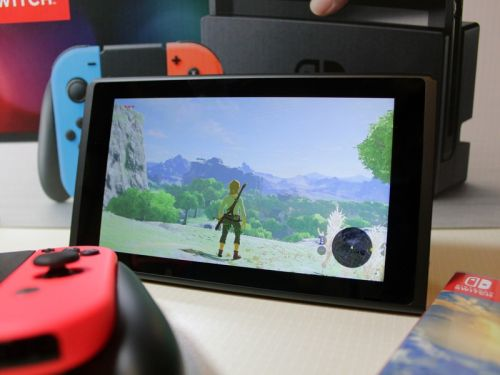 How to take a screenshot on your Nintendo Switch