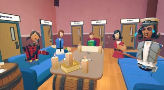 Social VR app Rec Room gets clubhouses