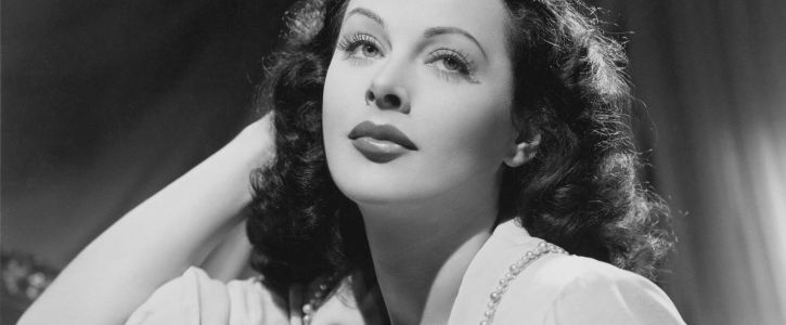Actress Hedy Lamarr, the Real-life Jewish Wonder Woman Whose Inventions Led to WiFi and GPS