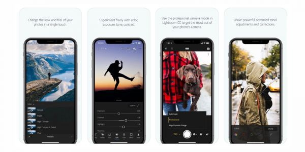 Adobe Lightroom for iOS updated with iPad Pro, iPhone XS and XR support, Apple Pencil gestures too