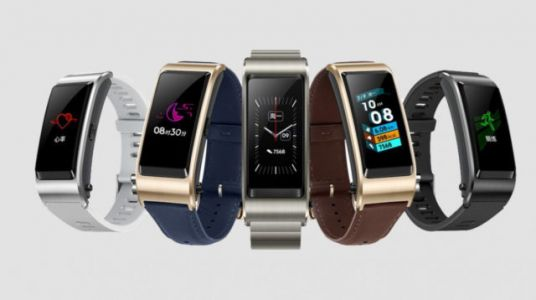 Huawei's New TalkBand B5 Will Be Available Starting Next Month