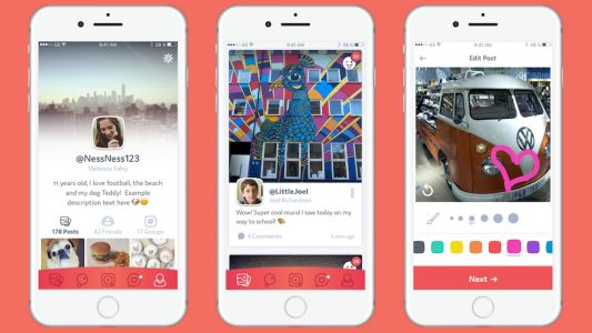 Could Kudos - an Instagram for kids - be the key to grown-up social media?