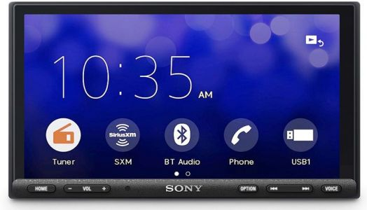 CES 2019: Sony Unveils New 6.9-Inch CarPlay Receiver With Improved Sound and Dedicated Voice Button