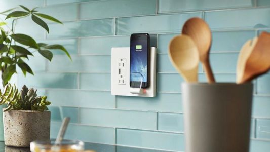 Legrand unveils sleek in-wall Qi wireless iPhone charger with minimal footprint