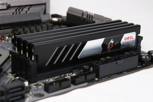 GeIL Launches Evo Spear Phantom Gaming Edition Memory, Designed For SFF Systems