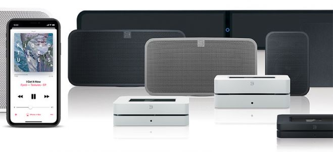 Bluesound's Generation 2i Speakers and Home Theater Systems to Receive AirPlay 2 Update on December 11