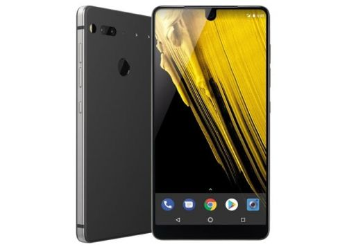 Halo Gray Essential Phone With Amazon Alexa Announced