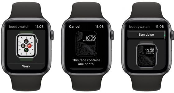 Find Your Perfect Apple Watch Face With Buddywatch