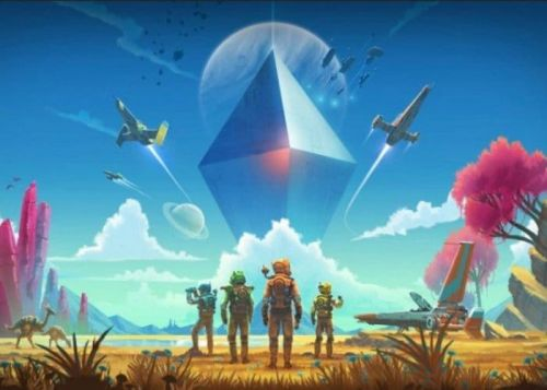 No Man's Sky Multiplayer Features Arrives July 2018