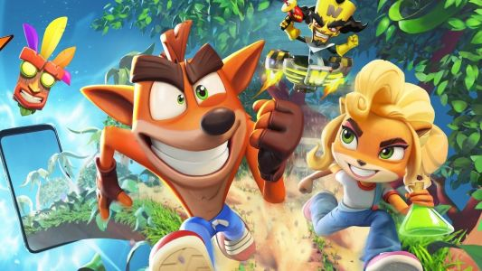 Crash Bandicoot is getting a mobile game from the Candy Crush team