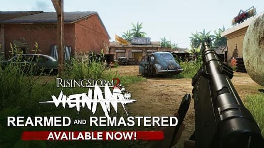 Rising Storm 2: Vietnam Update Adds Remastered Maps From Red Orchestra 2