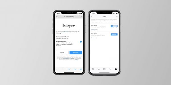 Instagram for iOS makes it easier to manage third-party services linked to your account