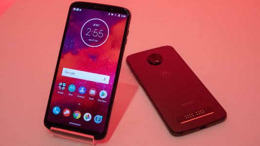 Moto Z3 is the world's first 5G-upgradable smartphone, say Motorola and Verizon
