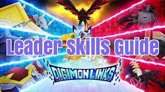 Digimon Links Guide: How to Get and Use Leader Skills