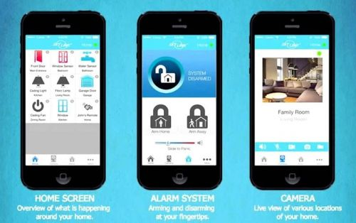 SkylinkNet Alarm System Kit Protects Your Home In A Smarter Way