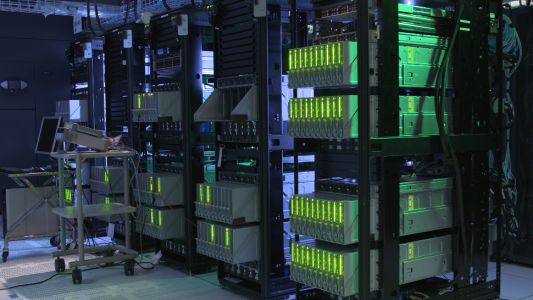 HPE unveils world's largest supercomputer