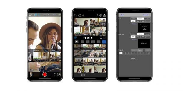 4XCamera Maker is a new all-in-one app for creating professional video
