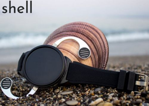 Shell Smartwatch Transforms Into A Smartphone