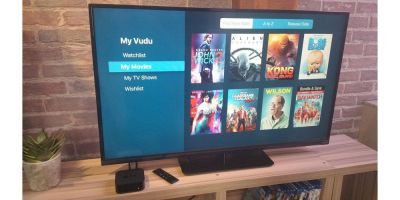 PSA: Vudu now on Apple TV, lets you watch your Blu-ray discs & DVDs online