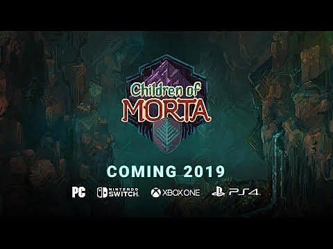 Hands-On with the Children of Morta Demo: Compelling High-Fantasy
