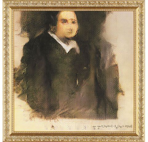 First AI Portrait Sold By Christie's For $432,500