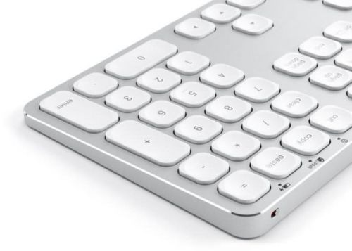 Satechi Aluminum Wired And Wireless Mac Keyboards $80
