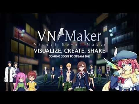 Visual Novel Maker: 2D Stories Come To Life