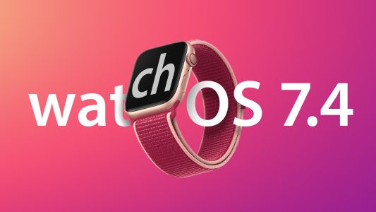 Apple Seeds RC Version of watchOS 7.4 to Developers