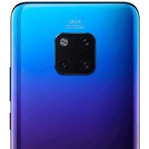 Huawei Mate 20 Pro appears in official renders, three color options revealed